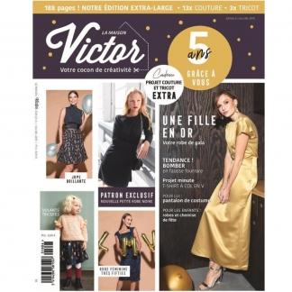 La Maison Victor - LMV Magazine Novembre - Décembre 2018
