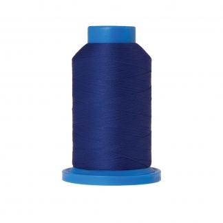Mettler – Fil Mousse Seraflock Coloris Bleu Roy (1000 m)
