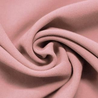 Sélection Coup de coudre - Tissu Gabardine de Lainage Uni Couleur Saumon Rose