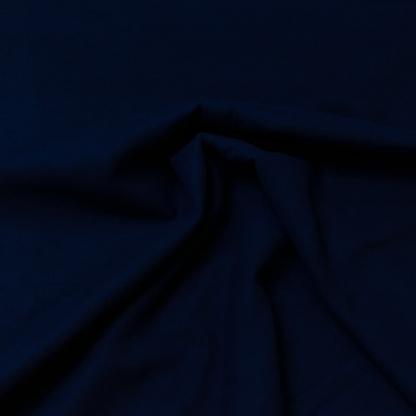 Sélection Coup de coudre - Tissu Lainage Manteau Uni Couleur Bleu Marine