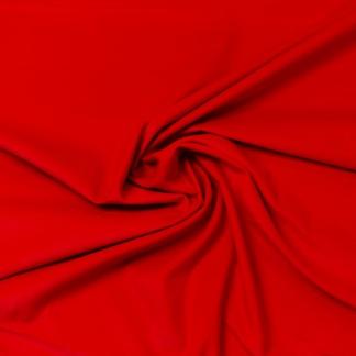 Sélection Coup de coudre - Tissu Velours Milleraies Uni Couleur Rouge