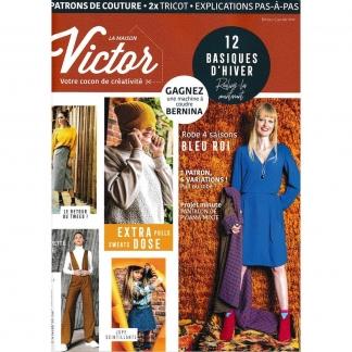 La Maison Victor - LMV Magazine Janvier - Février 2019