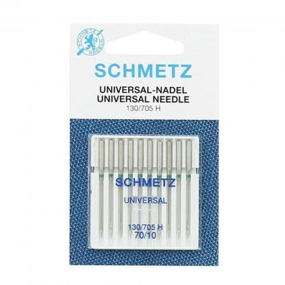 Schmetz - Set 10 Aiguilles Universal Assorties