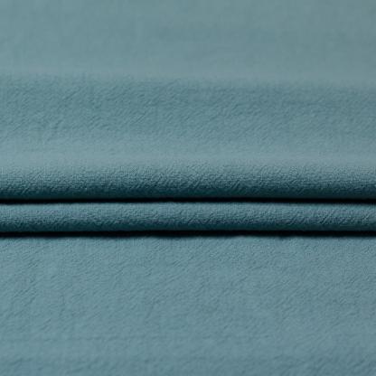 Sélection Coup de coudre - Tissu Popeline de Coton Lavé Uni Couleur Vert d'Eau