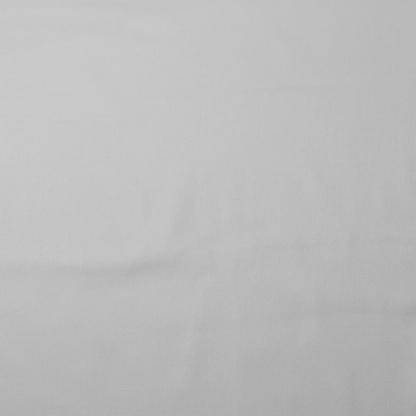 Sélection Coup de coudre - Tissu Satin de Coton Uni Couleur Blanc