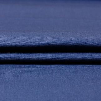 Sélection Coup de coudre - Tissu Toile de Coton Uni Couleur Bleu Gris