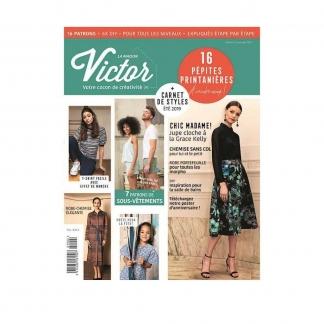 La Maison Victor - LMV Magazine Mars - Avril 2019