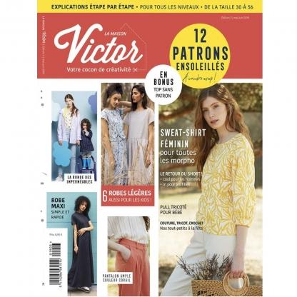 La Maison Victor - LMV Magazine Mai - Juin 2019
