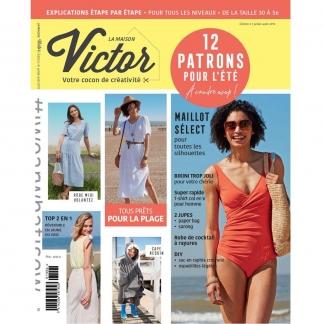La Maison Victor - LMV Magazine Juillet - Août 2019