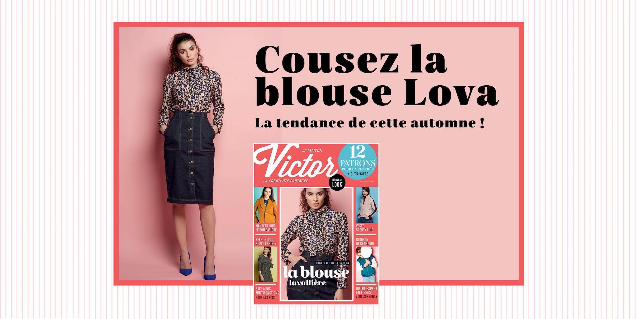 La Maison Victor - LMV Magazine Septembre - Octobre 2019