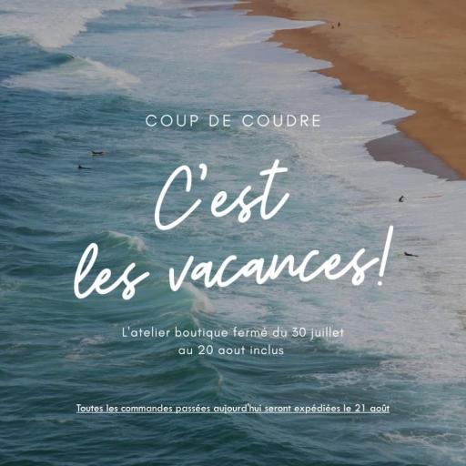 Summer 2019 @ Coup de coudre
