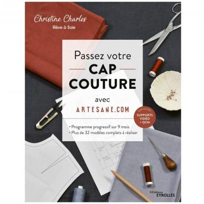 Christine Charles - Passez votre CAP couture avec Artesane.com