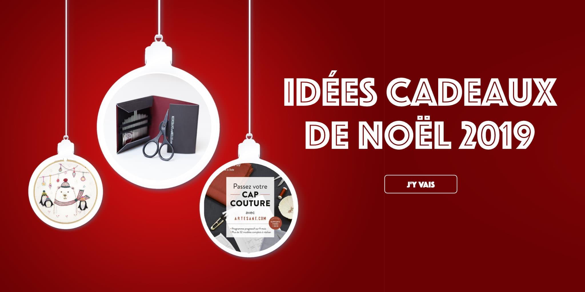 Christmas Idees Cadeaux de Noel 2019 @ Coup de coudre