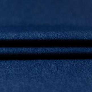 Sélection Coup de coudre - Tissu Denim Stretch Uni Couleur Bleu Foncé