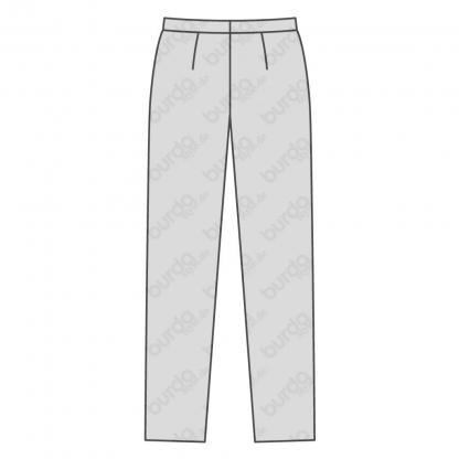 Burda Style – Patron Femme Pantalon Etroit n°6681 du 36 au 50
