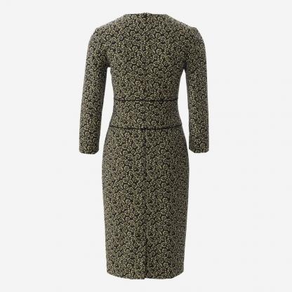Burda Style – Patron Femme Robe Robe à Basque n°6383 du 34 au 44