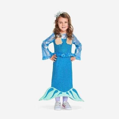 Burda Style - Patron Princesse et Sirène n°2352 4-9 ans