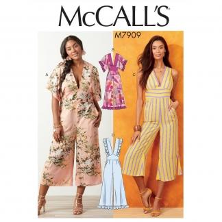 McCall's – Patron Femme Combinaison M7909