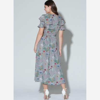 McCall's – Patron Femme Robe Ajustée M7801