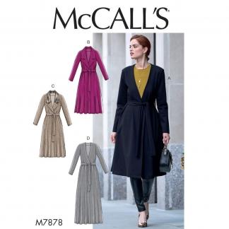 McCall's – Patron Femme Veste M7878