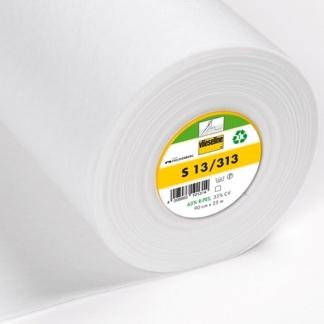 Vlieseline - Entoilage à Coudre S 13 Uni Couleur Blanc