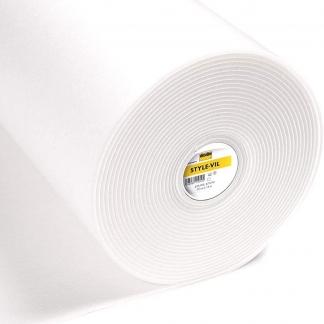 Vlieseline - Entoilage pour Cantonnière Style-Vil Uni Couleur Blanc