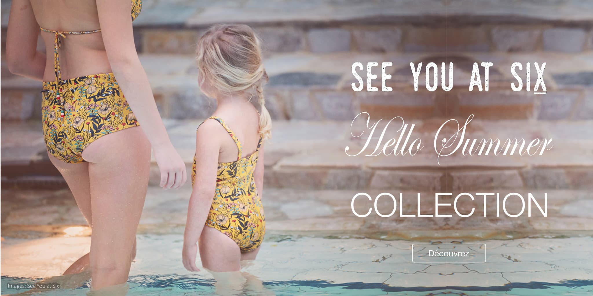 See You at Six - Summer 2020 Collection @ Coup de coudre