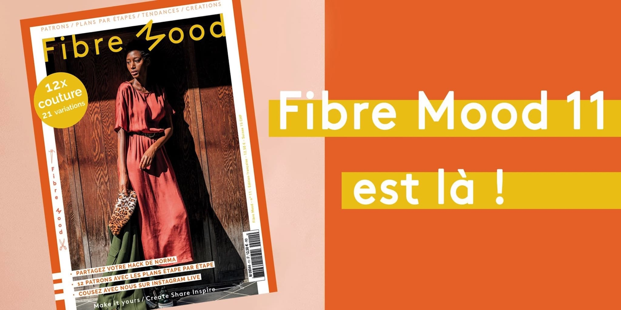 Fibre Mood @ Coup de coudre