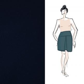 Christine Charles – Kit Couture Jupe Ambrosia - Bleu Marine