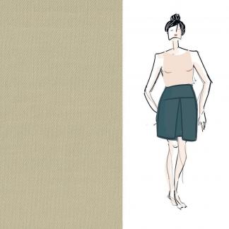 Christine Charles – Kit Couture Jupe Ambrosia - Creme