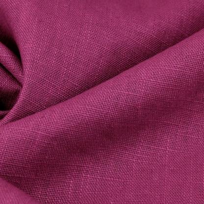 Christine Charles – Kit Couture Robe Yselda Uni Couleur Fuchsia