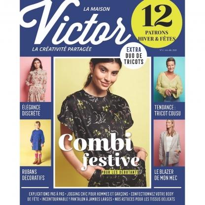 La Maison Victor - LMV Magazine Novembre - Décembre 2020