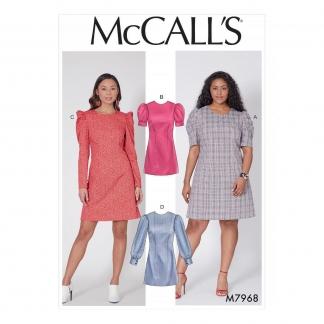 McCall's – Patron Femme Robe M7968