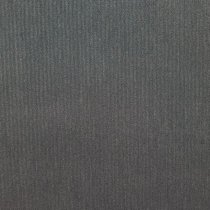 Sélection Coup de coudre - Tissu Twill de Polyester Mélange aux Rayures Tissés sur le Fond Marron