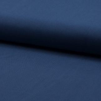Sélection Coup de coudre - Tissu Twill de Viscose Uni Couleur Bleu Denim