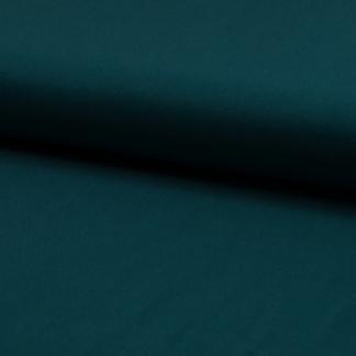 Sélection Coup de coudre - Tissu Twill de Viscose Uni Couleur Vert Canard