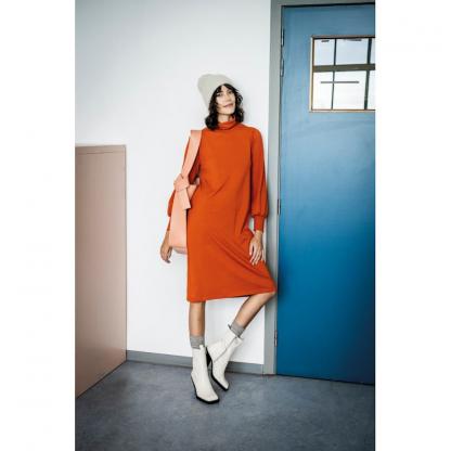 Fibre Mood - Patron PDF Numérique Femme Robe Daniella du 32 au 58