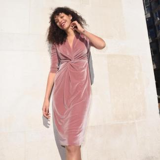 Fibre Mood - Patron PDF Numérique Femme Robe Kamille du 32 au 54