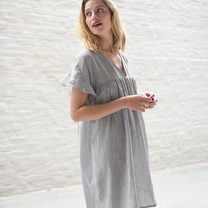 Fibre Mood - Patron PDF Numérique Femme Robe Rosalie du XS - XXXL
