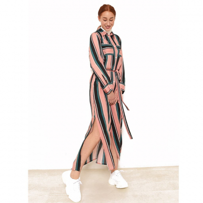 Fibre Mood - Patron PDF Numérique Femme Robe Susan du XS - XXXL