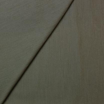 Sélection Coup de coudre - Tissu Denim Léger de Coton Mélangé Uni Couleur Kaki