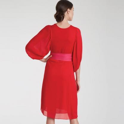 Simplicity – Patron Femme Blouse et Robe n°9098 du 34 au 42
