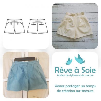 Christine Charles – Kit Couture Short Jillian