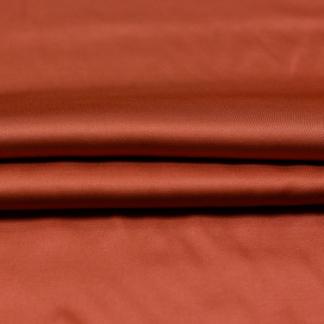 Sélection Coup de coudre - Tissu Satin de Viscose Uni Couleur Rose Corail