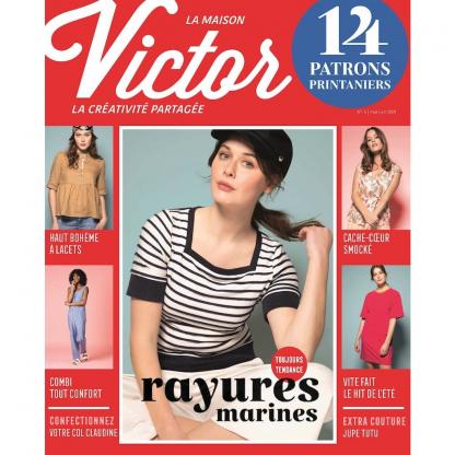 La Maison Victor - LMV Magazine Mai - Juin 2021