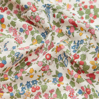 Liberty London - Tissu Nancy Ann Organic Tana Lawn Coton
