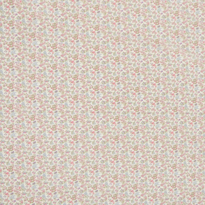 Liberty London - Tissu Nancy Ann Organic Tana Lawn Coton Couleur Rose