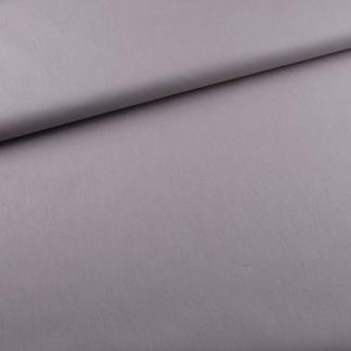 Sélection Coup de coudre - Tissu Popeline de Coton Bio Uni Couleur Gris Taupe