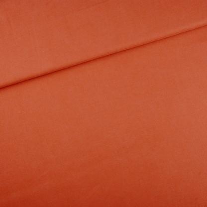 Sélection Coup de coudre - Tissu Twill de Tencel Uni Couleur Corail