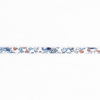 Liberty London - Cordon Spaghetti Éloise Bleu